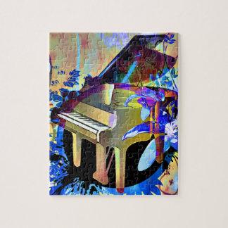 Flippiges Klavier Puzzle
