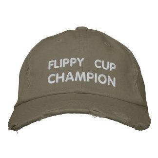 Flippy Cup-Meister Bestickte Baseballkappe