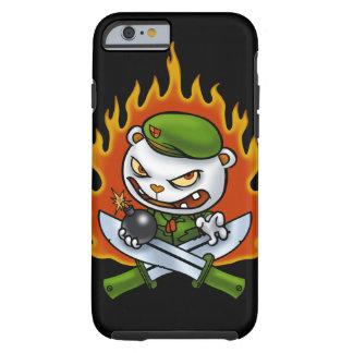 Flippy Feuer! Tough iPhone 6 Hülle
