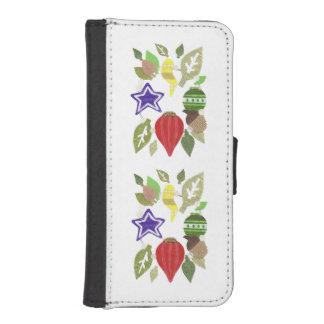 Flitter-Kranz IPhone 5/5s Geldbörsen-Kasten iPhone SE/5/5s Geldbeutel