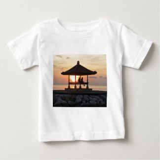 Flitterwochen in Bali Baby T-shirt
