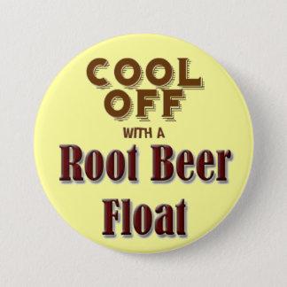 float1 runder button 7,6 cm