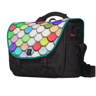 Flocken Notebook Taschen
