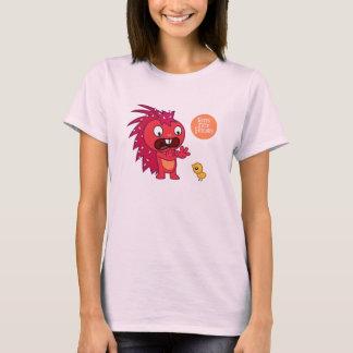 Flockige Furcht T-Shirt