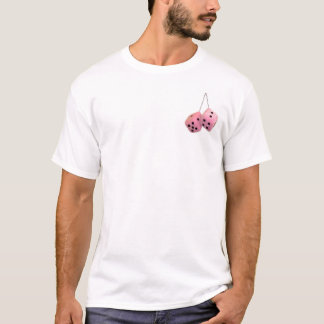 flockiger Würfel ist gangsta T-Shirt