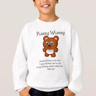 Flockiges Wuzzy Sweatshirt
