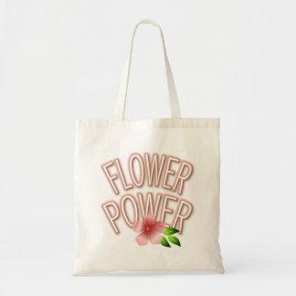 Floer Power-Tasche - rosa Entwurf Tragetasche