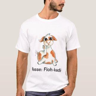 Floh-kadi, hund, dog, shirt, t-shirt