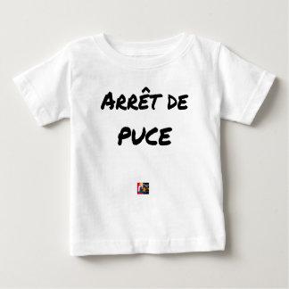 FLOHERLASS - Wortspiele - Francois Ville Baby T-shirt
