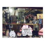 Flohmarkt-Stillleben Postkarten