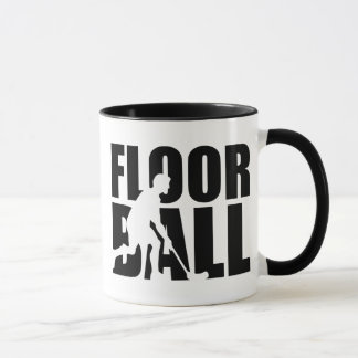 Floorball Tasse