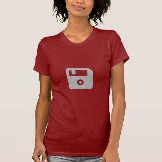 floppy-disk - Diskette T-Shirt