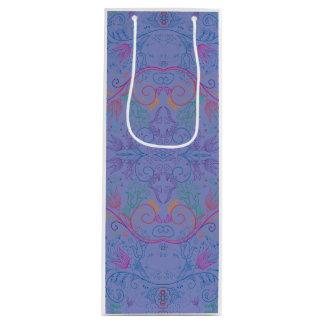 Floradore - Lavendel Geschenktüte Für Weinflaschen