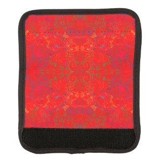 Floradore - Rot Koffergriffwickel