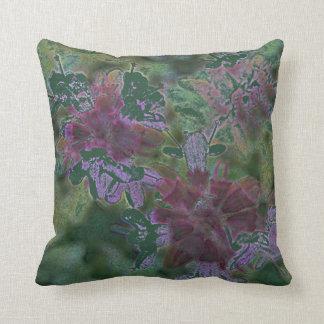 Floral design pillow kissen