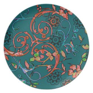 Floral design teller