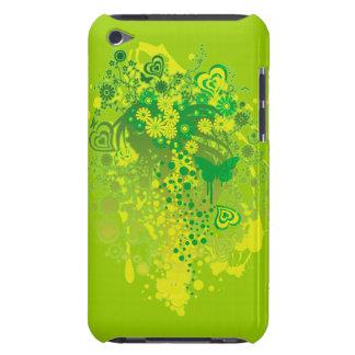 Floral_Flow Case-Mate iPod Touch Case
