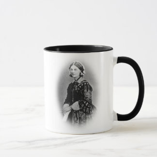 Florence Nightingale Bürgschaft-Miniatur Tasse
