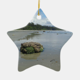 Florencia Bucht-Strand 1 Keramik Ornament