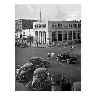 Florenz Alabama: 1942 Postkarte