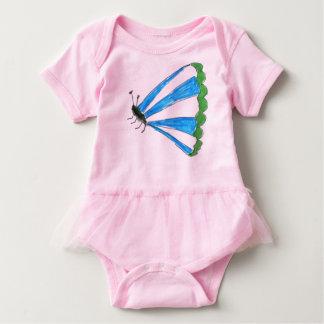 Florenz-Ballettröckchen Bodysuit/Babygrow Baby Strampler