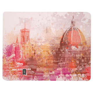 Florenz - Basilika der Heiliger Maria u. des Taschennotizbuch