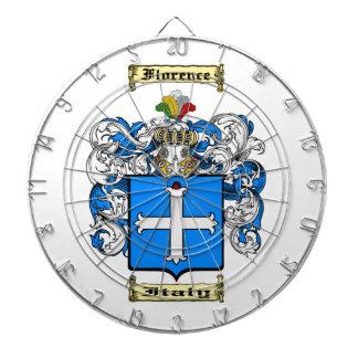 Florenz Dartscheibe
