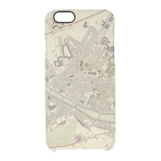 Florenz Firenze Durchsichtige iPhone 6/6S Hülle