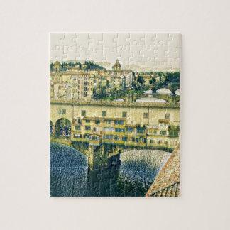 Florenz in der Kunst Puzzle