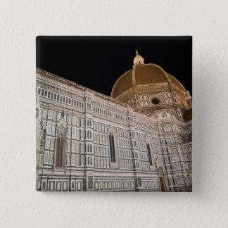 Florenz, Italien 6 Quadratischer Button 5,1 Cm