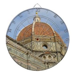 Florenz Italien Duomo Dartscheibe