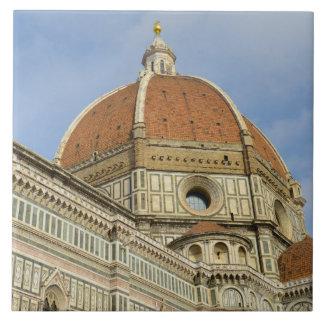 Florenz Italien Duomo Keramikfliese
