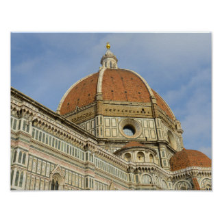 Florenz Italien Duomo Poster