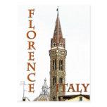 Florenz, Italien II Postkarten
