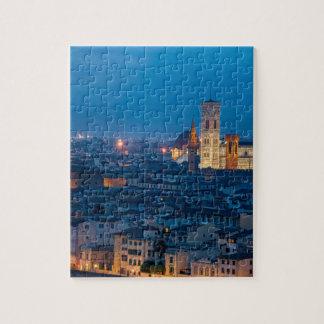 Florenz Italien Puzzle