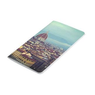 Florenz-Notizbuch Taschennotizbuch