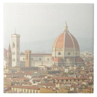 Florenz oder Firenze Italien Duomo Keramikfliese