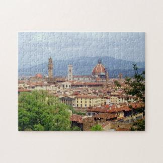 Florenz Puzzle