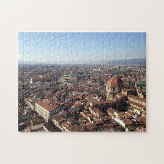 Florenz-Puzzlespiel Puzzle
