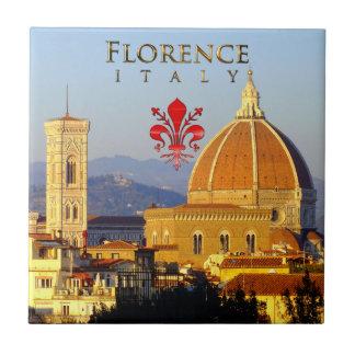 Florenz - Santa Maria Del Fiore Keramikfliese