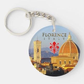 Florenz - Santa Maria Del Fiore Schlüsselanhänger