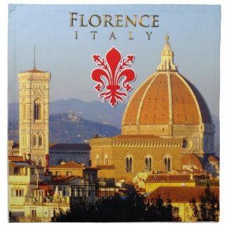 Florenz - Santa Maria Del Fiore Serviette