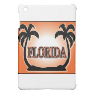 Florida bearbeitete Blick-orange iPad Mini Hülle