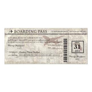 Florida-Boarding-Durchlauf Karte