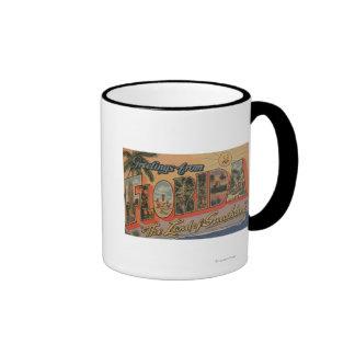 Florida - das Land des Sonnenscheins Kaffee Haferl