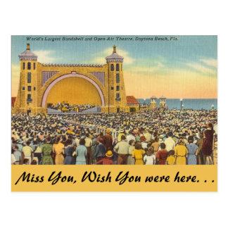 Florida, Daytona Beach Postkarten