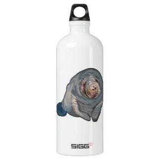 Florida freundlich aluminiumwasserflasche