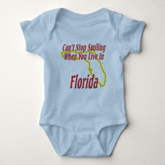 Florida - lächelnd baby strampler