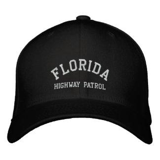 FLORIDA, LANDSTRASSEN-PATROUILLE BESTICKTE BASEBALLKAPPE
