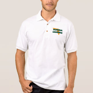 Florida-Legenden: Stinktier-Affe Polo Shirt